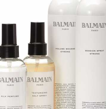 Balmain Silk Perfume – парфюм за коса