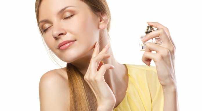 Как правилно да употребявате парфюм?