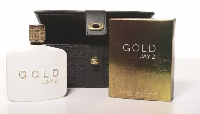 парфюм на рапъра Jay Z Gold