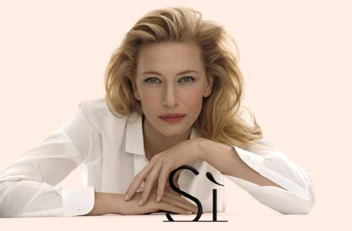 Si - ода за всички съвременни жени от Giorgio Armani
