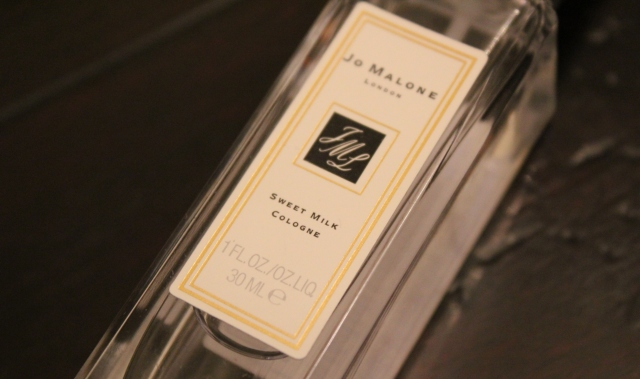 Sweet milk Jo malone