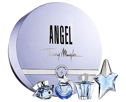 thierry mugler mini parfiumi