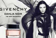 Dahlia Noir от Givenchy