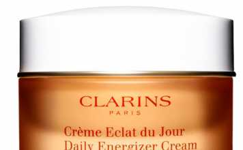 Крем Clarins за нормална и суха кожа