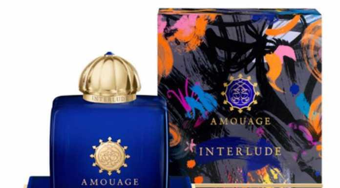 Interlude Woman Amouage