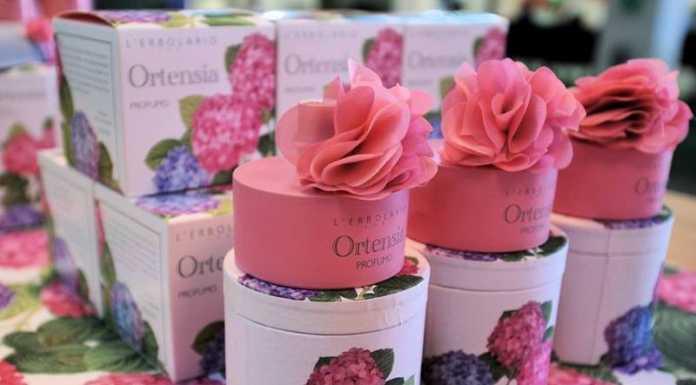 парфюм Ortensia