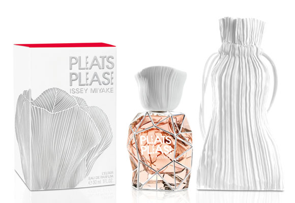 Pleats Please LElixir Eau de Parfum Edition Noel 2013