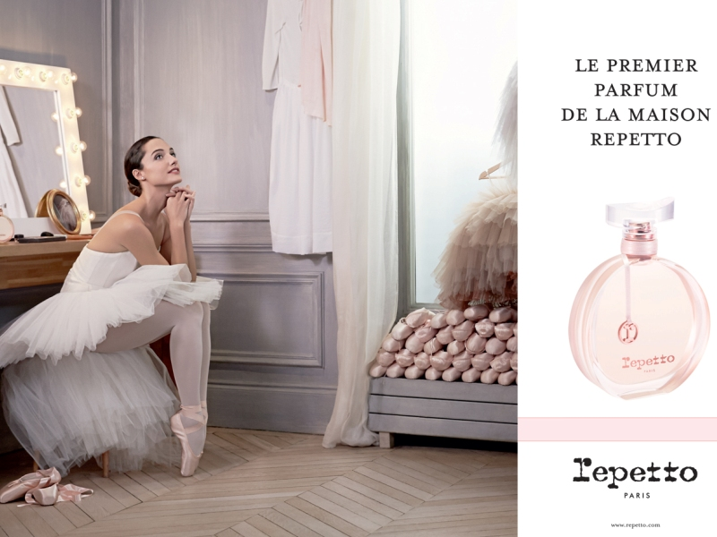 Repetto Valentine's Day Limited Edition