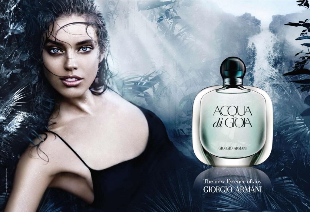 Aqua di Gio на Armani