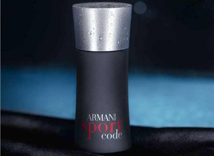 италиански парфюм - Armani Code Sport