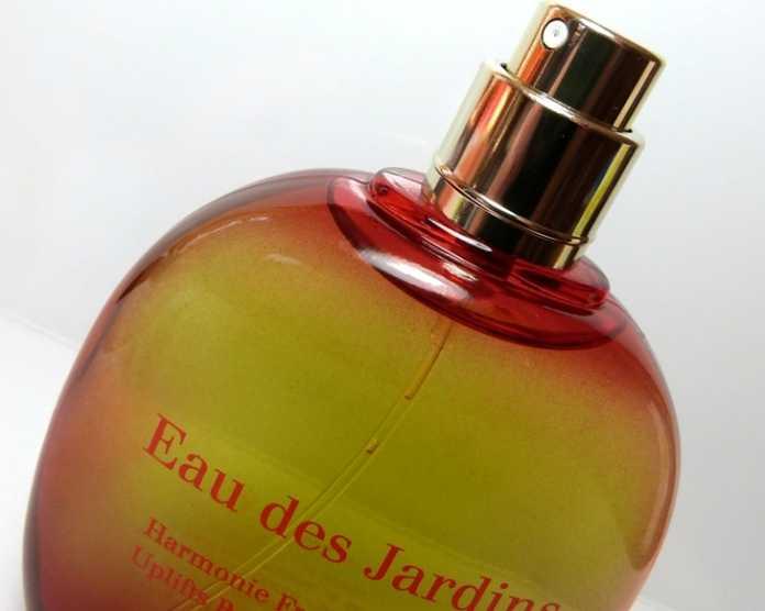 Eau Des Jardins – свеж парфюм от Clarins