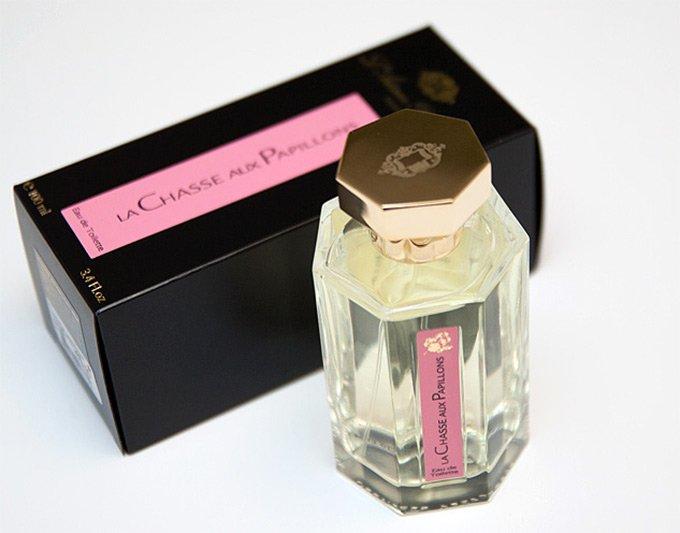 La Chasse aux Papillons на L'Artisan Parfumeur