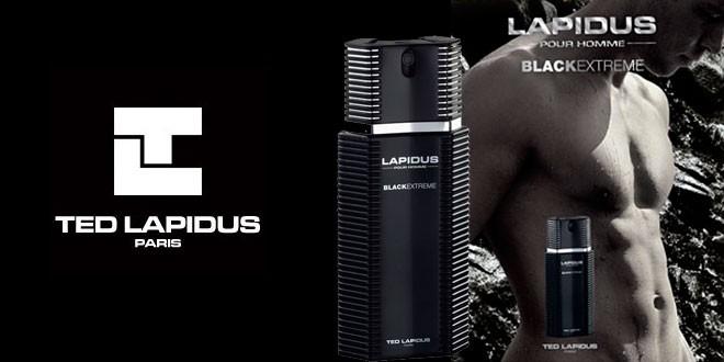 Ted Lapidus Pour Homme Black Extreme