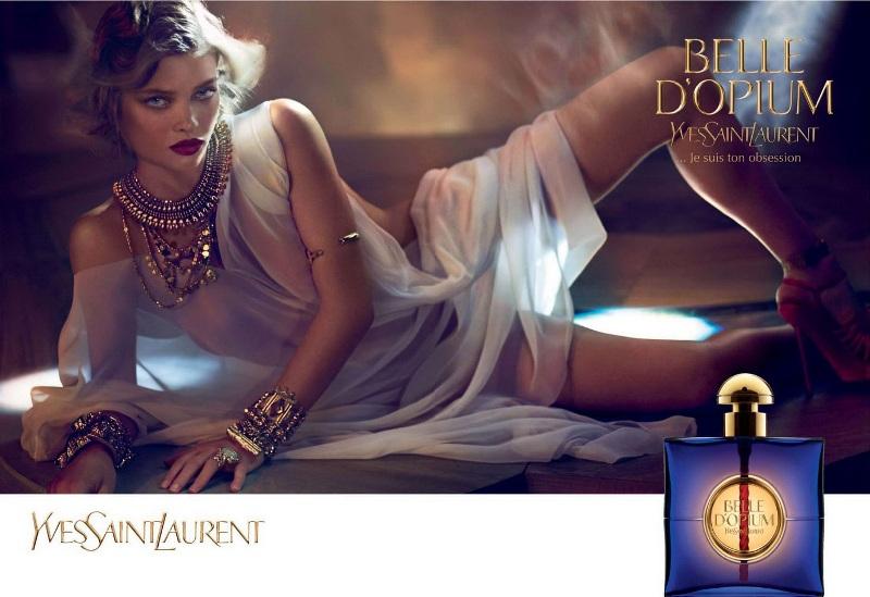 парфюм Belle D'Opium на YSL