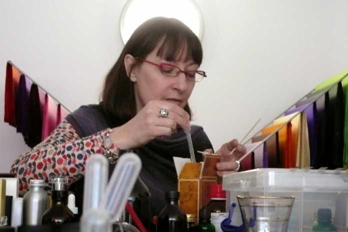 британската парфюмеристка Сара Маккартни