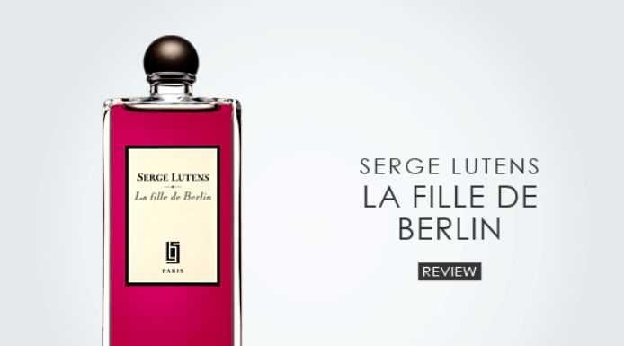 La Fille de Berlin на Серж Лутенс