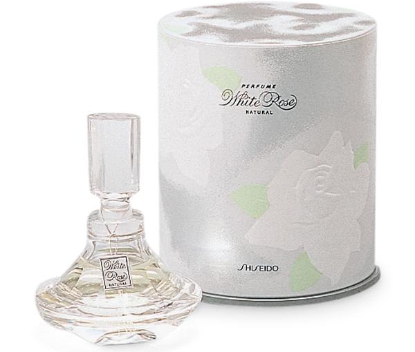 Shiseido White Rose Natural – японски парфюми
