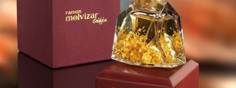 парфюм Ramon Molvizar Goldskin