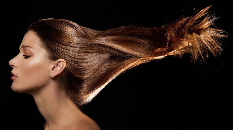 лесна грижа за косата