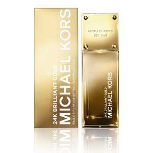 Michael Kors 24K Brilliant Gold парфюмна вода за жени