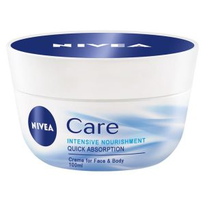 Nivea Care подхранващ крем за лице и тяло