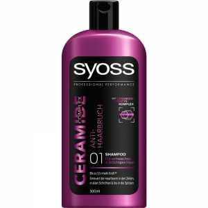 Syoss Ceramide Complex Против накъсване на косата
