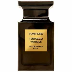 Tobacco Vanille на Tom Ford